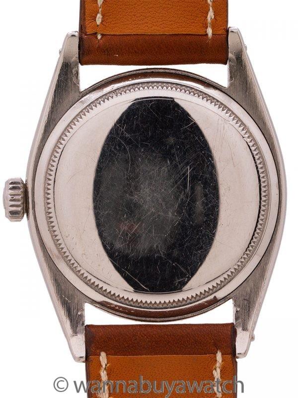Rolex Explorer 1 ref 6610 Gilt Dial circa 1956