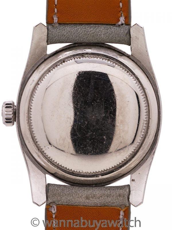 Rolex Bombe ref 5018 Stainless Steel circa 1948