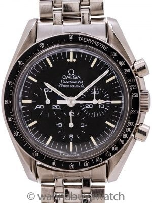 Omega Speedmaster Man on the Moon ref 145.022 circa 1986