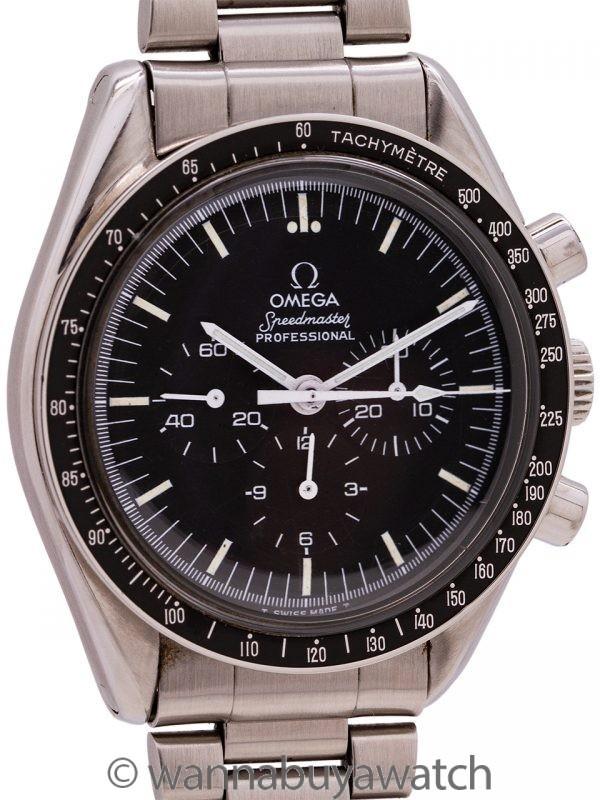 Omega Speedmaster Moonwatch ref 145.022-76 circa 1979