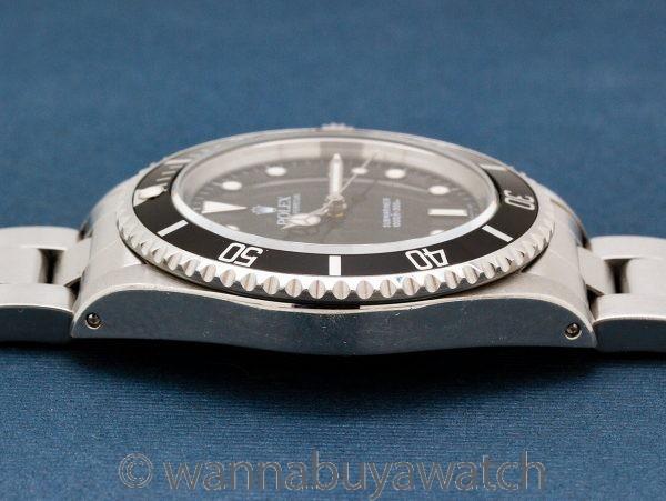 Rolex Submariner ref 14060 Tritium circa 1996