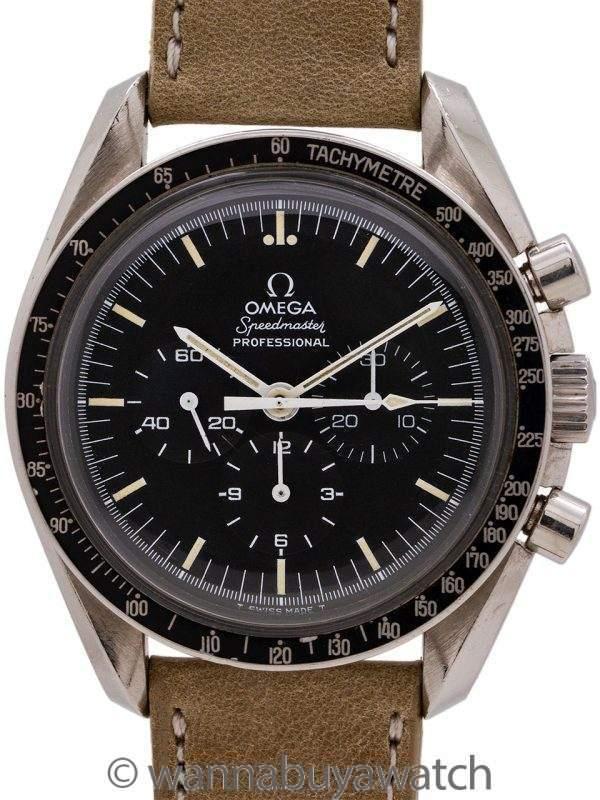 Omega Speedmaster Moon ref 145.022 circa 1976