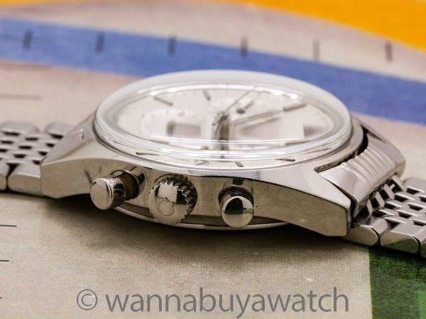 Omega Deville Steel Chronograph ref 145.018 circa 1968