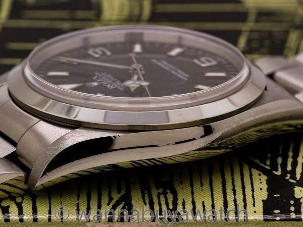"Rolex Explorer 1 ref# 14270 ""SWISS"" Only circa 1998"