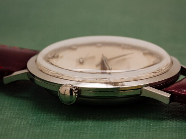 Longines Modernist Automatic Stainless Steel circa 1960's