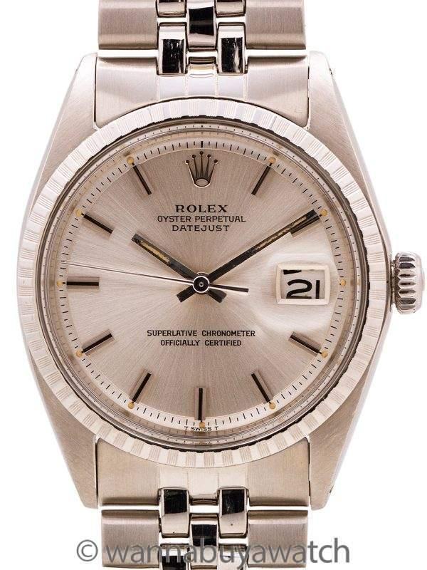 Rolex Datejust ref 1603 circa 1970