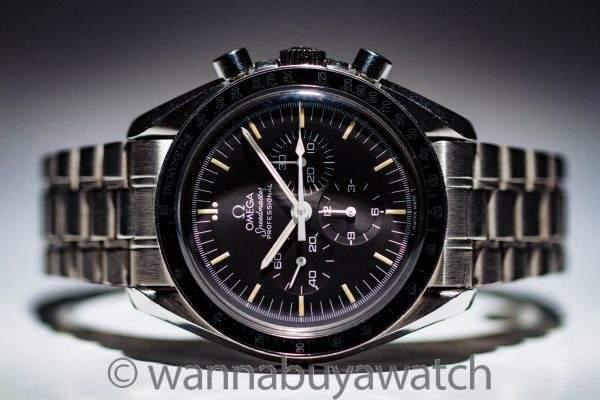 Omega Speedmaster Moon Watch ref 3570.50 circa 1988