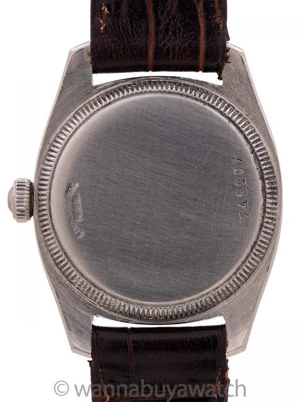 Vintage Rolex Oyster Army ref# 3139 circa 1940's