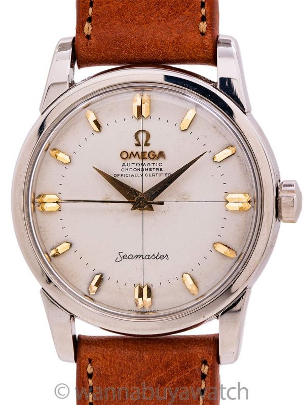 Omega Seamaster Chronometer Certified  ref 2767-10SC circa 1950