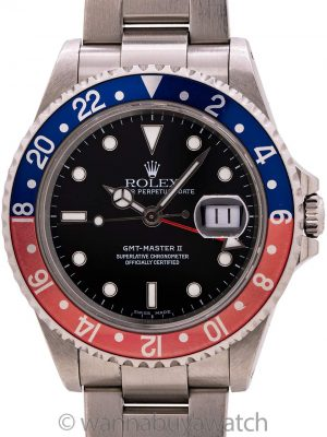 Rolex GMT II ref 16710 Pepsi circa 2003