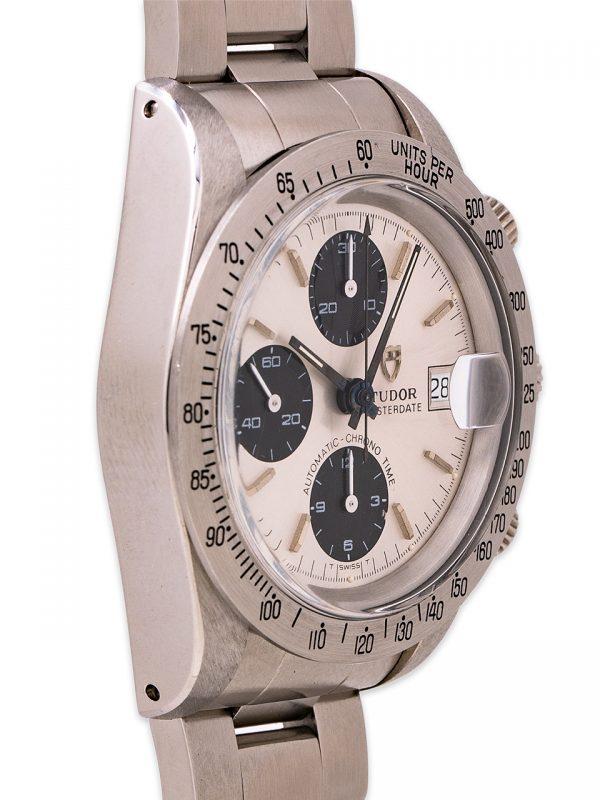 "Tudor Oyster Date Chronograph ref # 79180 ""Big Block"" circa 1992"