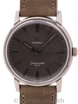 Omega Geneve Dress Model ref# 135.011 circa 1968
