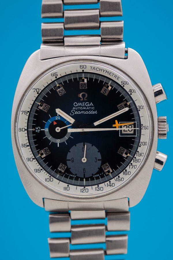 Omega Seamaster Chronograph Automatic ref 176.007 circa 1972