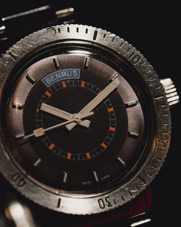 Benrus Automatic Diver's circa 1960's