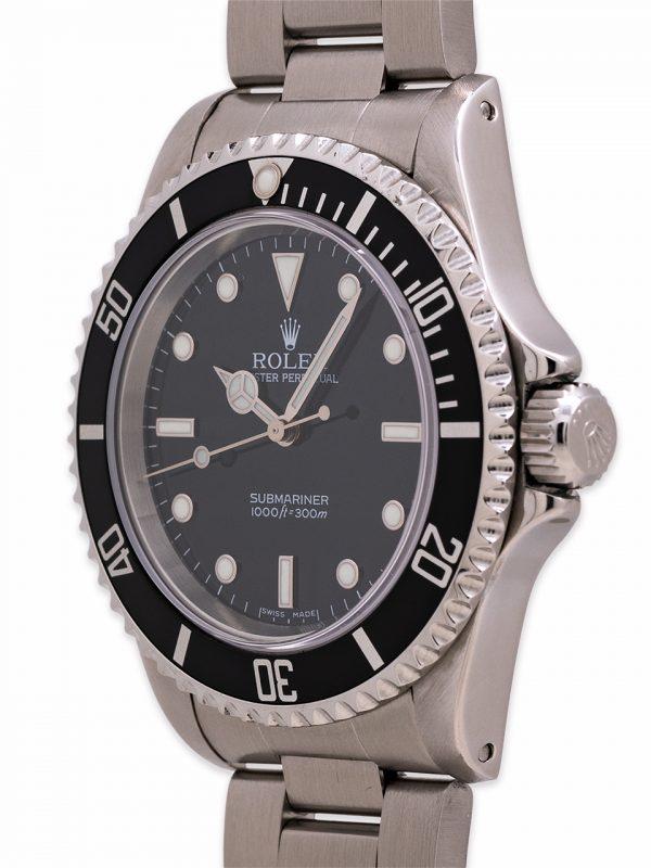 Rolex Submariner ref# 14060M Stainless Steel circa 2003