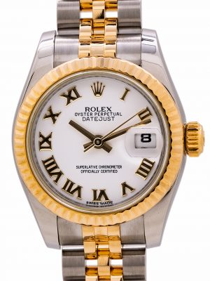 Lady Rolex Datejust 169173 circa 2012 Box & Papers