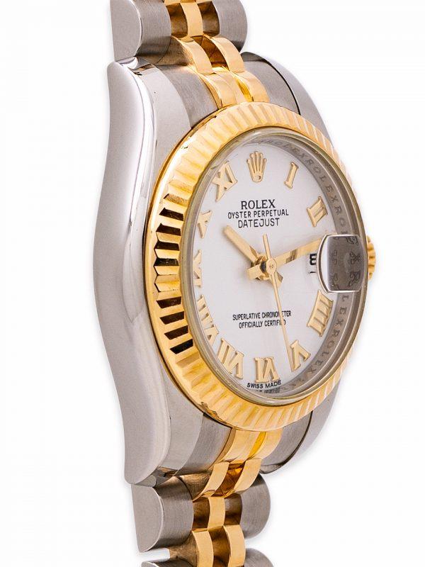 Lady Rolex Datejust 169173 circa 2012 Box & Papers