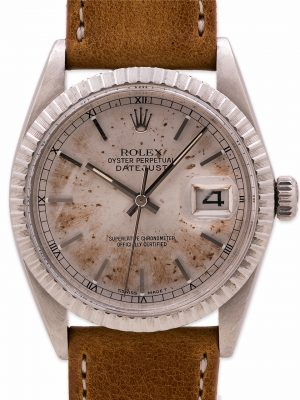 Rolex Datejust ref 16030 Tropical Dial circa 1981