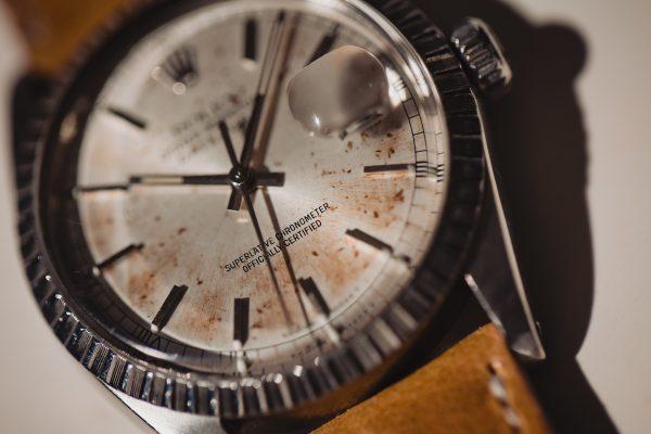 Rolex Datejust ref 16030 Tropical Dial circa 1981