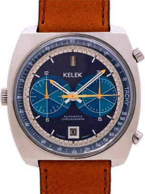 Kelek Calibre 15 Automatic Chronograph circa 1970's