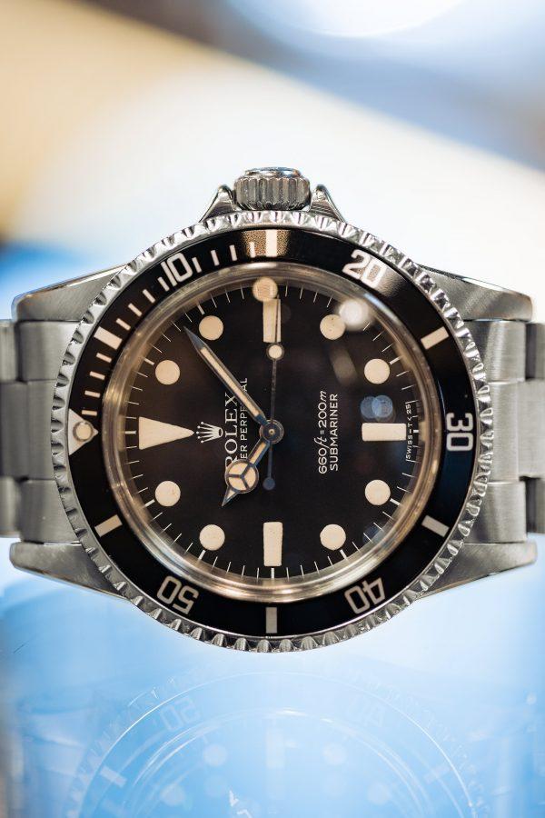 Rolex Submariner ref 5513 Maxi Dial circa 1978