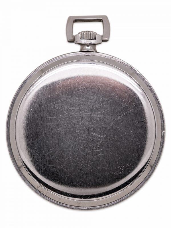 Doxa Industrial Design Dress Pocket Watch circa 1940's