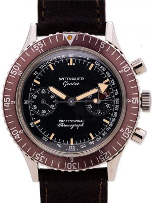 Wittnauer Professional Chronograph ref 7004A circa 1960's