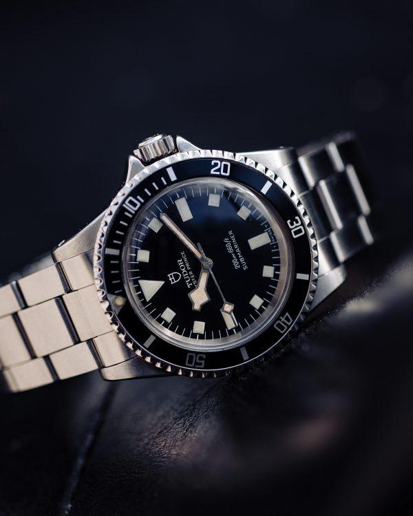 "Tudor ""Snowflake"" Submariner ref# 7016/0 circa 1970"