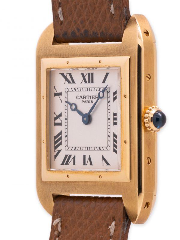 Cartier Santos Dumont 1913 Ltd Edition Collection CPCP Box & Certificate