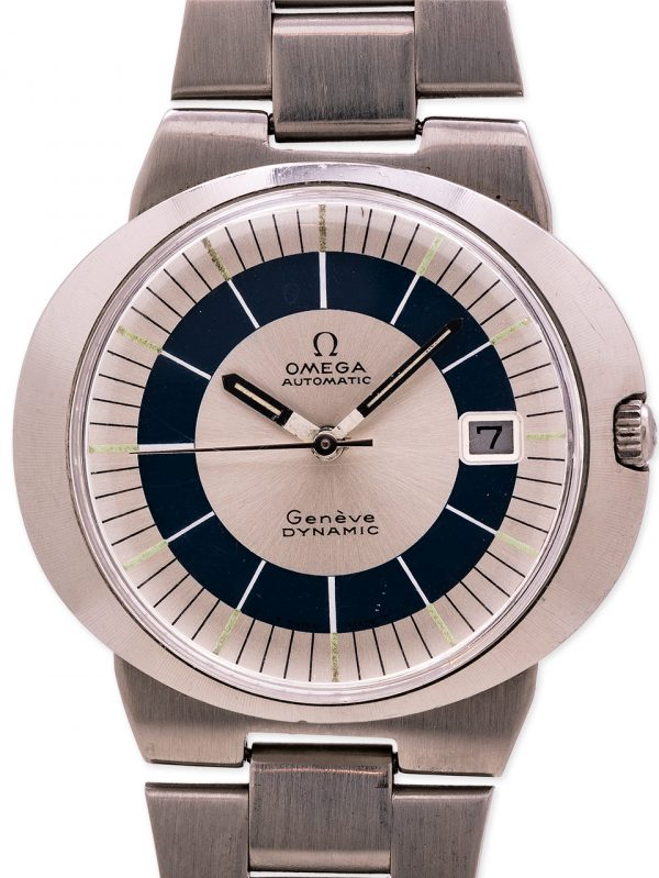 Omega Dynamic SS Modernist Automatic circa 1960's