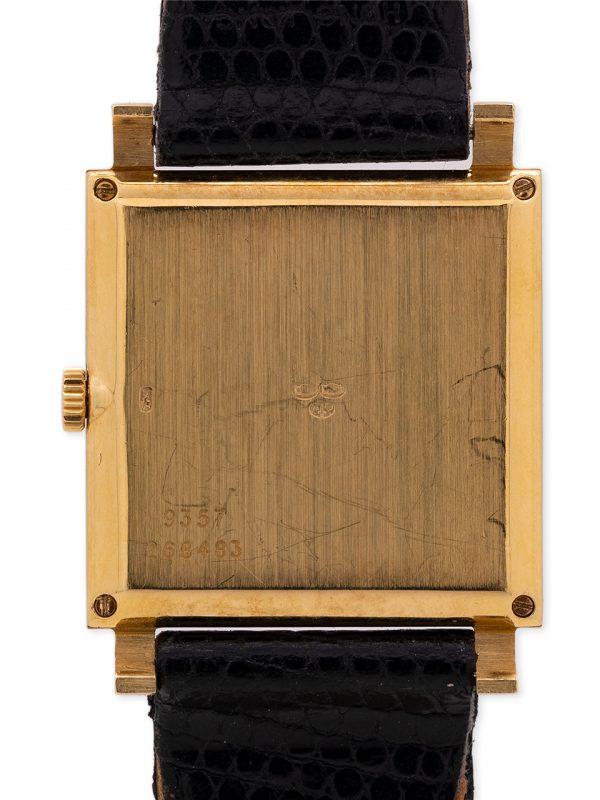 Vintage Piaget 18K YG Dial circa 1970's