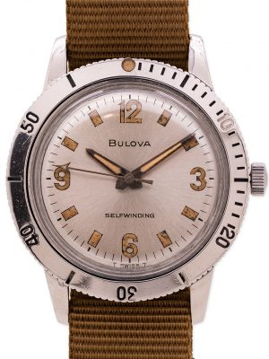 Bulova Divers Automatic circa 1960's