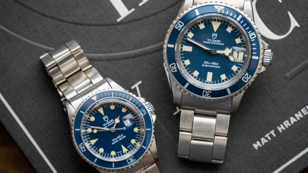 Vintage Tudor Watches