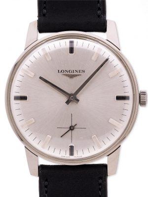 Longines SS Modernist Dress Model ref# 8490-1 circa 1960's