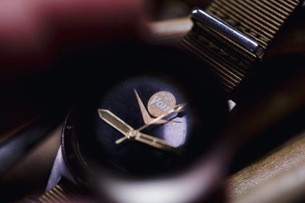 """AMF VOIT """"Super Automatic"""" Diver's Model ref 1573-666 circa 1970's"""