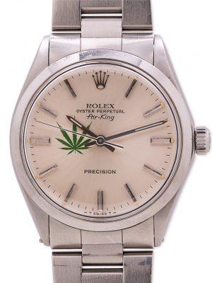 Rolex Oyster Perpetual Air-King ref 5500 Cannabis circa 1980's